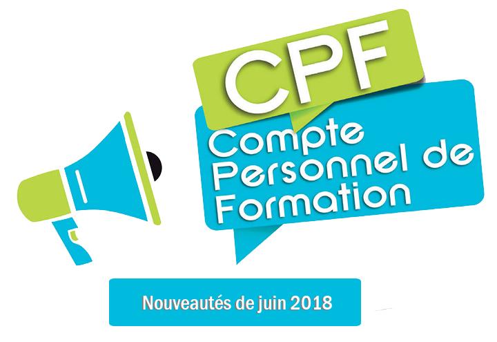Evolution du CPF : le compte personnel de formation