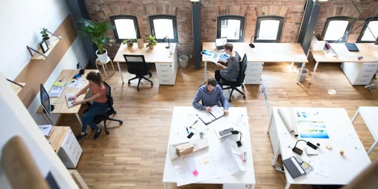 Le coworking, une tendance qui fait bouger l'immobilier de bureaux