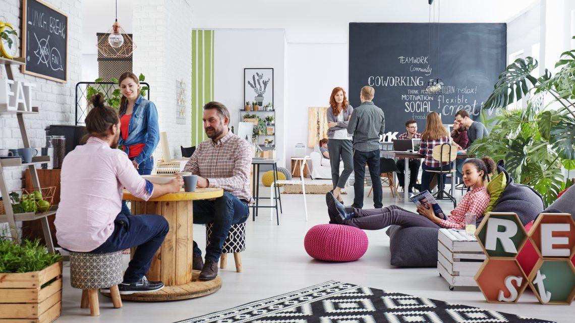 Pourquoi choisir le coworking?