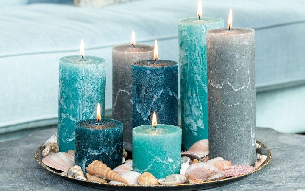 Les bougies parfumées : l'instant bien-être de votre journée